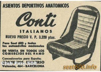 asientos deportivos
