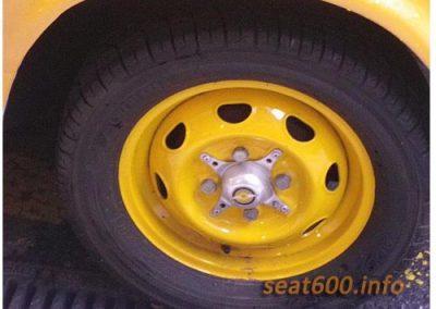 centro de rueda