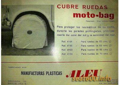 cubre ruedas