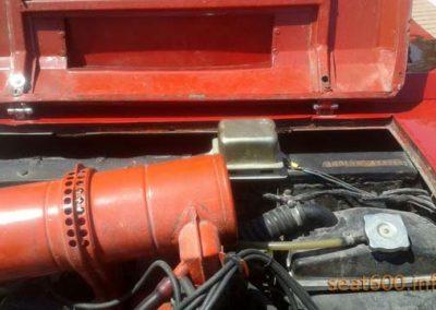 Motor Buggy 600