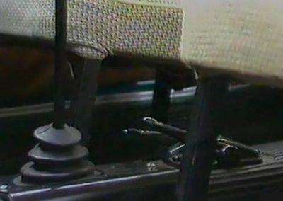 Palanca arranque Seat 600