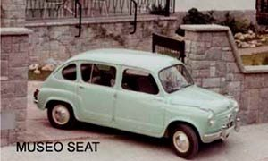 Fotos del Seat 800