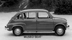 Historia del Seat 800