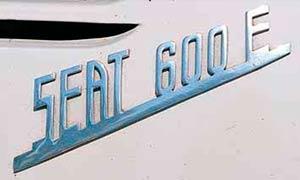 Censo del Seat 600 E