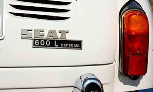 Historia del Seat 600 L