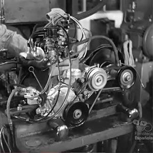 Motor Seat 600 funcionando