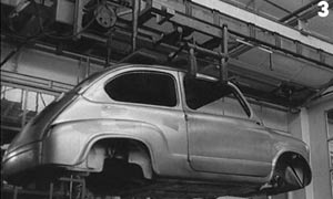 Fábrica Seat 600