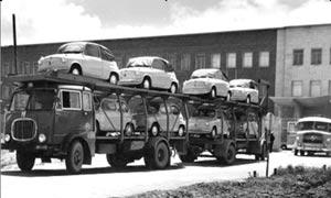 Transporte Seat 600