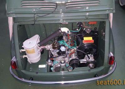 Motor Seat 600 N