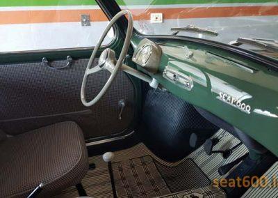 Interior Seat 600 N