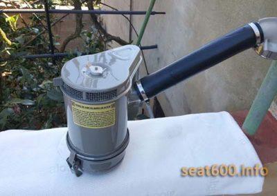 Filtro en baño de aceite Seat 600 N